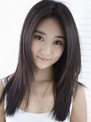 好看的女生直发发型图片[2P]