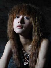 非主流女生个性染发发型图片[5P]