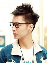 清爽帅气男士寸头发型图片[5P]