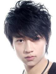 男生帅气短发发型设计图片[5P]