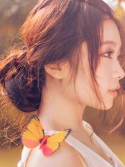 2014流行韓式盤發發型圖片[4P]