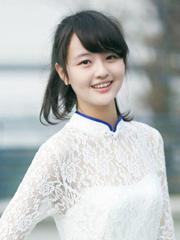 浙大马尾辫美女礼仪队高清照片[19P]