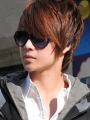 2014潮男长发发型设计图片[4P]