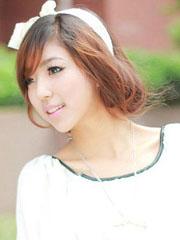 女生齐肩短发最新发型图片[6P]