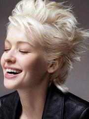 2014欧美发型流行趋势 欧美潮女头发造型图片[6P]
