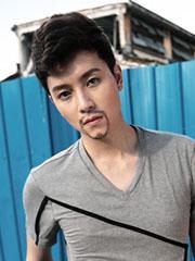 男士瘦脸发型图片 阳光帅气彰显男人魅力[6P]