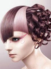 创意沙宣短发发型设计图片[7P]
