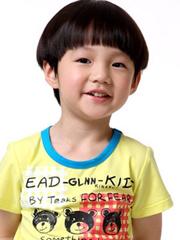 适合3-6岁小男孩的可爱蘑菇头 好看又可爱[4P]