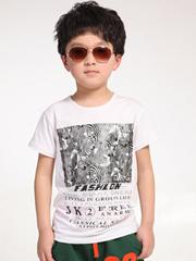 扁头小男孩发型设计 适合扁头小男孩的帅气发型[6P]