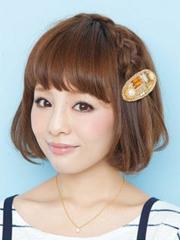 4款甜美可爱的日系发型[8P]