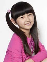 张子枫发型图片秀 小女孩发型绑扎办法[5P]