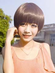 扮嫩?蘑菇头女生发型俏皮又减龄![5P]