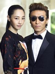 白百何陳羽凡時尚情侶發型秀甜蜜[4P]