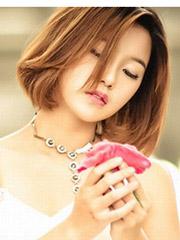 优雅女性齐肩短发发型设计[5P]