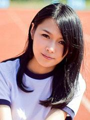 清纯女学生中长直发发型图片[5P]