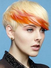 欧美女生个性短发发型大全[5P]