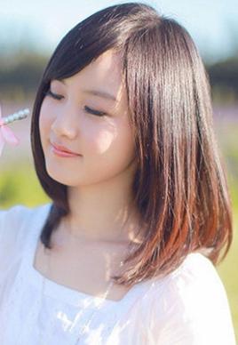 最新日系女生齊肩發型圖片 時尚迷人[5P]
