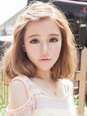 女生最喜歡的齊肩發型圖片[5P]