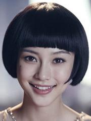 可爱锅盖头发型女[5P]