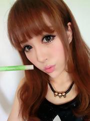 小女生最爱的中长发甜美发型设计[5P]