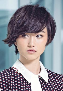 2014最新女生发型设计图片[6P]