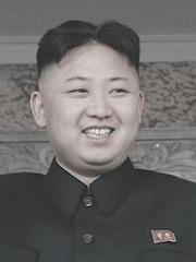 金正恩引领男士中分发型潮流[5P]