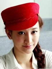 女生适合戴帽子的发型图片分享[5P]