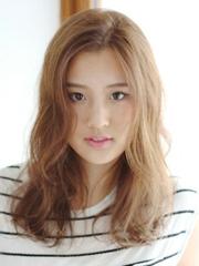 女生流行发型设计颜色图片大全[9P]