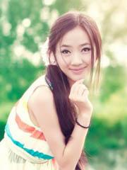 瓜子脸长发女生适合的发型[4P]