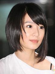 图解女生圆脸适合什么发型[6P]