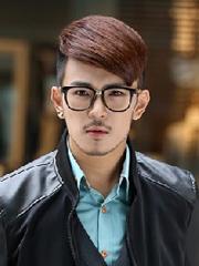 男生瘦脸短发发型设计图片[5P]