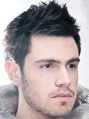 不同发质适合的发型(型男篇)[4P]