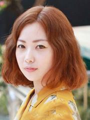 韩国短发蛋卷头图片大全[10P]