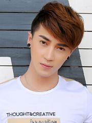 男生时尚短发发型图片 阳光帅气[6P]