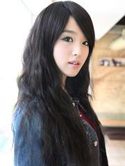 超赞的韩国蛋卷头发型图片[9P]