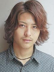 帅气有型的男生中长发发型[9P]