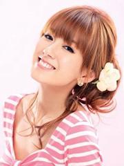 韓式甜美花苞頭簡單扎法圖解[4P]