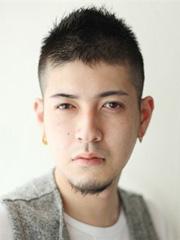 长脸男士短发发型设计 清爽有男人味[6P]