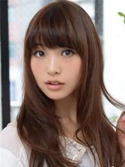 菱形脸女生发型设计图片大全[8P]