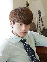 商务职场男士发型设计图片[8P]