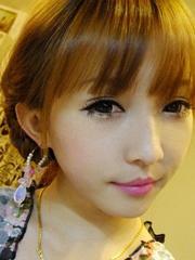 韩式瘦脸编发发型图片女[5P]