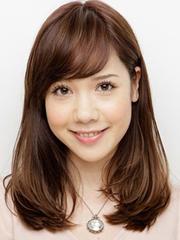瓜子脸女生合适的发型图片 刘海决定气质[9P]