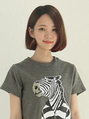 青春靚麗的女學生頭短發發型圖片[6P]