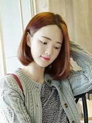 今年冬季流行的女生短发[6P]