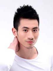 最帅短发子弹头发型图片[3P]