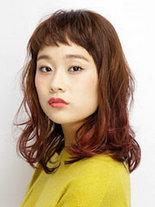 女生发型设计与脸型搭配技能图解[10P]