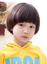 小男孩潮流发型图片 酷帅可爱[5P]
