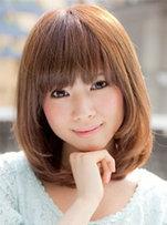 显柔美齐肩短发发型图片[6P]