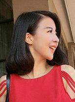 超养眼女生齐肩发型图片[10P]