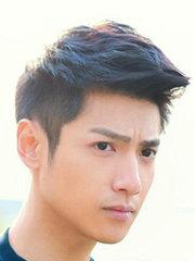 现在最流行的男士发型图片及名称[12P]
